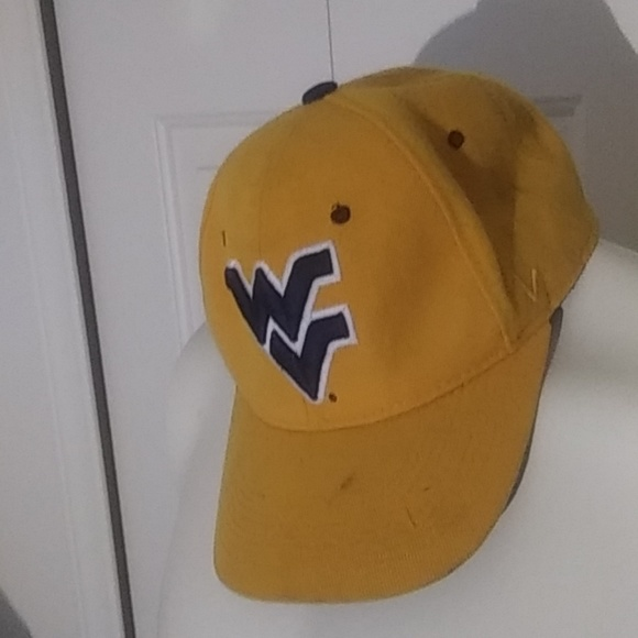 Zephyr Other - University of West Virginia hat size 6.7/8 $28 .